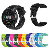Bakeey 22mm Color Twill Silicone Smart Watch Band For Xiaomi Watch Color