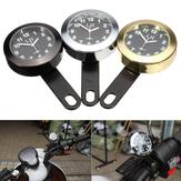Su Geçirmez Motosiklet Bisiklet Dial Saat Braket için Harley/Honda / Suzuki / Yamaha için