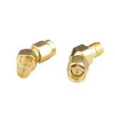 2pcs RJXHOBBY SMA Male to RP-SMA Female 45 Degree Antenna Adapter Connector For RX5808 Fatshark