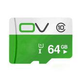 Original OV 80MB/S 64G Class10 TF Card Memory Card Storage Card