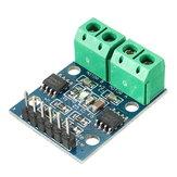 Arduino用2個L9110S HブリッジステッパーモーターデュアルDCドライバーコントローラーモジュールGeekcreit-公式Arduinoボードで動作する製品