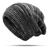 Fashion Winter Knit Hat Beanie Cap for Men Women