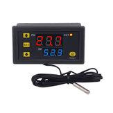W3230 Ελεγκτής θερμοκρασίας Digitalηφιακή οθόνη Θερμοστάτης ενότητα Διακόπτης ελέγχου θερμοκρασίας Micro Temperature Control board