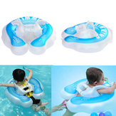 Baby Swimming Float Ring Kids Inflatable Swim Ring Summer Safty Swimming Trainer Toddler Pool Fun Play