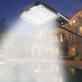 Zonne-energie 1000LM 15 LED-straatverlichting Flood Lamp Spotlight voor Outdoor Garden