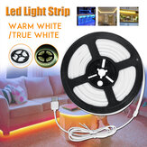 1 M / 3M/5 M Waterdichte USB LED Strip Licht IP68 Kamer Tape Lamp voor TV Party Decor DC5V