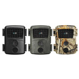 PR600 HD 1080P Hunting Trail Camera Outdoor Wildlife 12MP Scouting Video Camera Night Vision