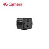 T94GホームセキュリティIPカメラ2ウェイオーディオループ録画ワイヤレスミニIPカメラナイトビジョンCCTVカメラベビーモニター