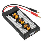 Amass XT30 Plug 2S-6S 40A Lipo Battery Parallel Charging Board for IMAX B6 UN A6