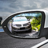 Cafele Car Rearview Mirror Skyddsfilm Regnsäker Anti Fog Anti-Glare Window Clear Protector 2Pcs