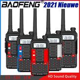 Baofeng BF UV10R 10W High Power USB Walkie Talkie 10 Watts VHF UHF Ham Radio Station UV-10R CB Radio Transmitter USB Transceiver