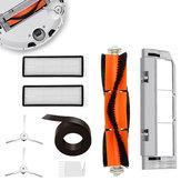 8Pcs Vacuum Cleaner Parts Accessories Filter Brush Main Brush Cover for Xiaomi Mi Robot