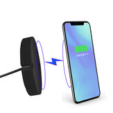 Bakeey 10W 7W 5W Wireless Charger Fast Charging Desktop Charger For iPhone XS 11Pro Huawei P30 Pro P40 Mi20 S20 5G
