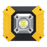 20W COB LED Floodlight USB Rechargeable Work Light Camping Emergency Light