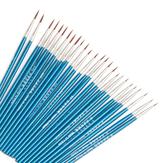 100 stks Haak Lijn Pen Digitale Schilderen Borstel Tekening Pen Professionele Schilder Kunstenaar Schilderen Borstel Levert