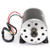 500W 24V DC Electric Brush ZY1020 Moteur pour Scooter Ebike Go Kart DIY Project