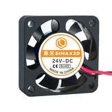 SIMAX3D® 24V 0.08A 4010 40*40mm Cooling Fan with 1M Cable for 3D Printer