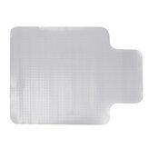 PVC padlószőnyeg otthoni irodai gördülő szék padlószőnyeg védő karcolásgátló PVC átlátszó szék mat