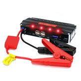 82000 mAh 4 USB Multifunctionele Auto Jump Starter LED Noodbatterij Power Bank