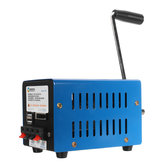 Аварийный генератор переменного тока Protable Emergency Ручной генератор кривошипа SOS Survival Charger