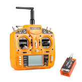 FsFly T-six 2.4GHz 6CH DSM2 Compatible Transmitter With CM703 DSM2 Receiver