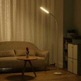 DIGOO DG-FDL 2 in 1 Steh- und Schreibtischlampe 360 ° drehbar, 3 Farbtemperaturen, Helligkeitseinstellung