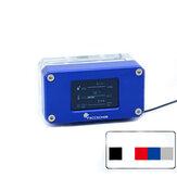 LSJ-ZNR Waterkoeler Elektronische stroomsnelheidstromingsthermometer VA LCD-scherm