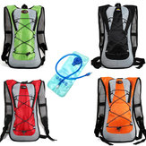 2L Outdoor Portable Water Bladder Bag Hydration Backpack Sports Camping Hiking