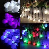 10M 100 LEDフェアリーストリングライトベリーボールランプウェディングクリスマスツリーパーティーの装飾
