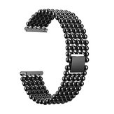 22mm Fashion Alloy Watch Band Replacement For Fitbit Versa