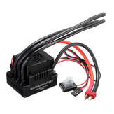 120A Brushless ESC T/XT60 Plug with 5.8V/3A SBEC 2-4S for 1/8 RC Car Parts