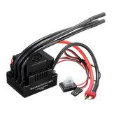 120A borstelloze ESC T / XT60-stekker met 5.8V / 3A SBEC 2-4S voor 1/8 RC auto-onderdelen