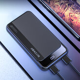 BlitzWolf®BW-P12 10000mAh 22.5WデジタルディスプレイQC3.0 PD3.0 SCPデュアル出力入力Smart Power Bank for iPhone 11 Pro XR for Samsung S20 Xiaomi Huawei
