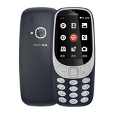 Nokia 3310 1200mAh 2.4 inch bluetooth with Camera Flashlight FM Radio Dual SIM Card Dual Standby Feature Phone
