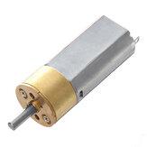 Machifit DC 12V 30-800rpm 16GA050 Reduction Gear Motor For Smart Door Locks Meters Security Cameras