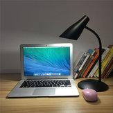 DC5V 6W Многофункциональный светодиодный смарт-сенсорный планшет Лампа USB Зарядное устройство Настольная лампа для чтения