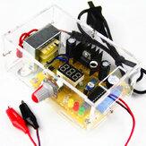 LM317調整可能安定化電源ボードキットDIY生産電源トレーニングキット