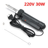 30W 220V Electric Vacuum Solder Sucker Iron Gun Desoldering Pump Repair Tool
