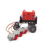 4 SZTUK Microbit Robotbit Geek Servo Motor 270 stopni Obrót dla LEGO RC Robot