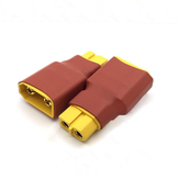 Vergaren Plug Connector XT60 Female Draai naar XT90 Man Voor RC Charger