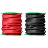 15m 16AWG Soft Silicone Cavo per cavo flessibile stagnato ad alta temperatura Rame stagnato