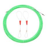 5-30m 4.5mm Ściągacz do kabli Kabel elektryczny z włókna szklanego Ściągacz do przewodów Taśma elektryczna Drut Prowadnica kabla Urządzenie Narzędzie pomocy