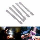 5pcs bga Lotfußabstreifer des rostfreien Stahls für das Löten arbeiten nach helfen