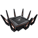 ASUS ROG Rapture RT-AX11000 Tri-band WiFi 6 Gaming Router 10 Gigabit WiFi Roteador Quad Core 2,5 G Gaming Port DFS Band wtfast Mesh