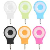 3.5mm Jack Smart Selfie LED Camera Flashlight For IOS Android Samsung Xiaomi