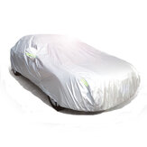 Universal For Sedan Car Cover Indoor Outdoor Sun UV Ochrona przed kurzem i śniegiem