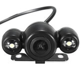 Caméra anti-retour à angle droit de 170 ° Reverse Backup Waterproof Night Vision