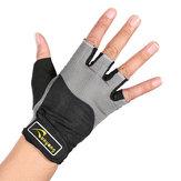Mumian F03 Academia Cycling Aptidão Half Finger Sports Gloves - 1 par