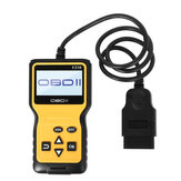 V310 Car OBD2 Diagnostic Tool Scanner Automóvel Motor Fault Code Reader Detector com LCD Display