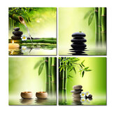 Canvas Print Pic Painting Home Decorations Wall Art Poster Green Zen Bamboo No Frame